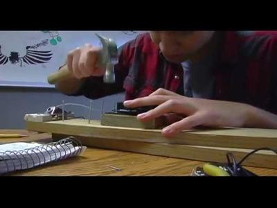 DIY Jack White Guitar Build