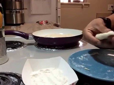 How to make Navajo Frybread (Easy Recipe)