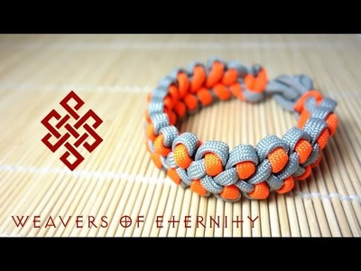 How to Tie a Dragon's Claw Bracelet with No Buckles