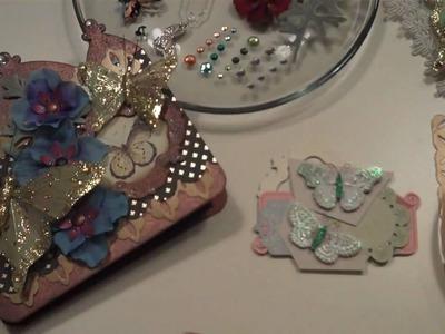 Mariposa Envelope  Mini Album Kit