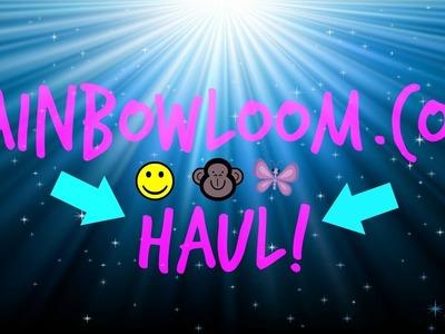 Rainbowloom.com Big Haul!