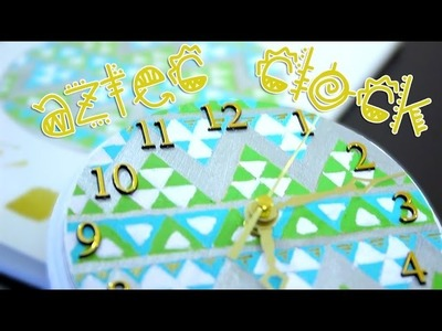 Aztec Clock DIY!