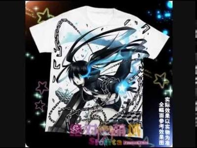 DIY Anime Clothes Ideas