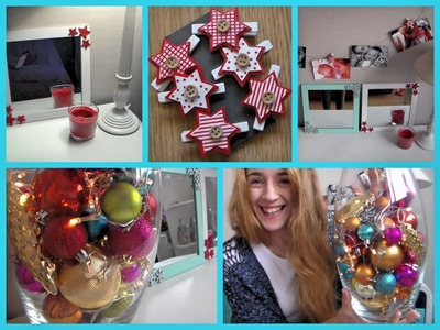 DIY Christmas Room Decor  | kobusjulia
