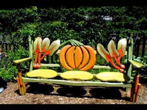 DIY Decorating ideas for Decorative garden