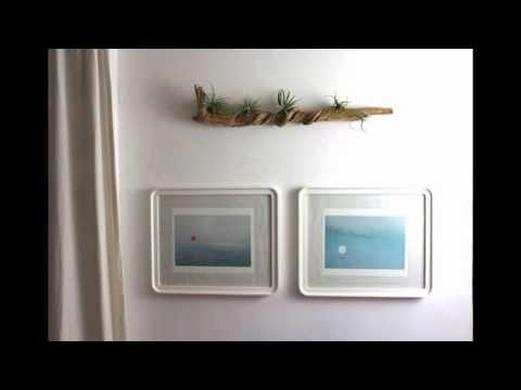 DIY: Decorative Accessories Made From Driftwood