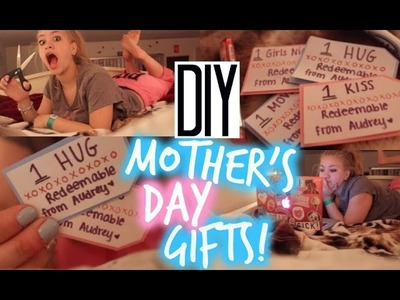 DIY Mother's Day Gifts & LAST MINUTE Ideas!