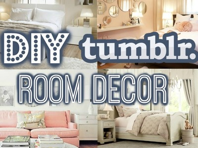 DIY Room Decor- Tumblr Inspired (Summer 2015!)