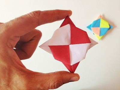 Modular Action Origami - Paper