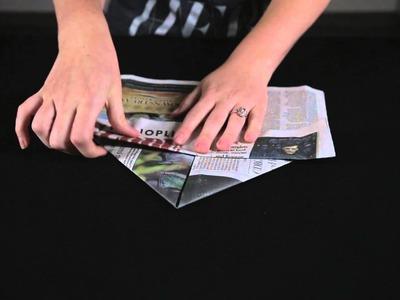 MOVE - Paper Hat Tutorial