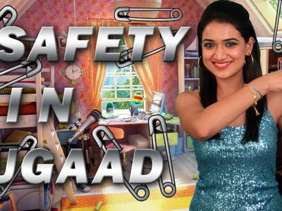 #SafetyPinJugaad | #Jugaad | DIY