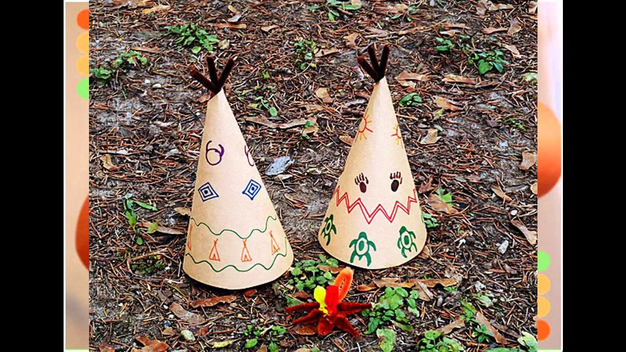 Wonderful Thanksgiving construction paper crafts ideas