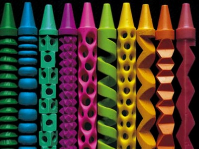 A Tribute To Crayons