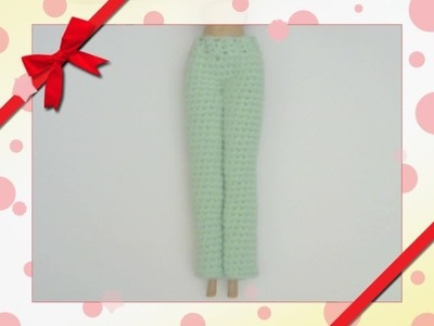 Barbie's - Single Crochet  Pants