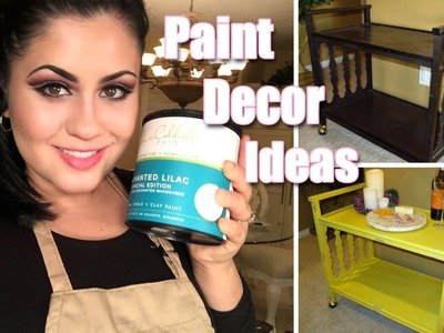 Decor Ideas on a Budget + Paint + GIVEAWAY! :)