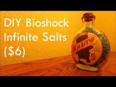 Diy Bioshock Infinite Salts ($6) - Nerd Builds