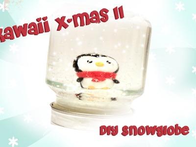 DIY Snowglobe! - Kawaii X-mas 11