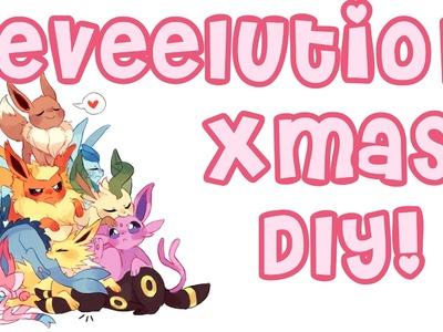 DIY Spells Kawaii - Eeeveelution Pokemon Wreath