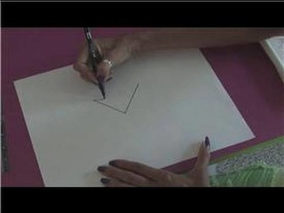 Drawing Lessons : How to Draw a Diamond