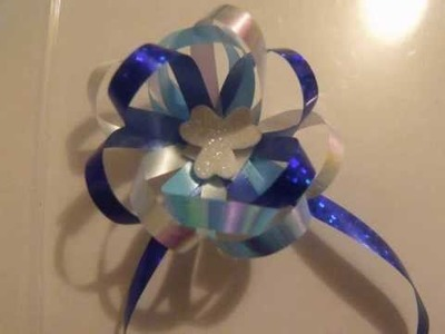 How to make a beautiful bow ribbon