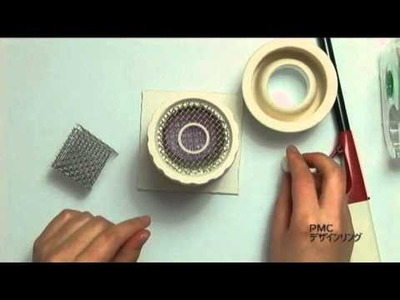 How to use the PMC silver clay kiln