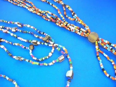 Seed bead handmade jewelry wholesaler clothing accessory wholesalesarong.com
