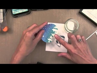 STAMPtember® Exclusive with Jennifer McGuire: DIY Glitter Embossing Powder