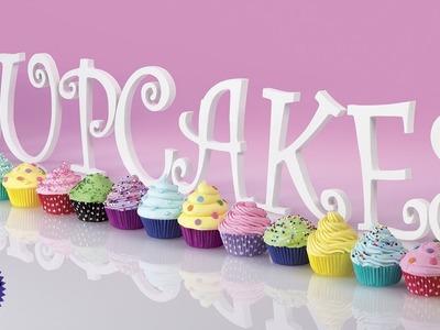 Wilton Cupcake Decorating Designs: 5 Easy Buttercream Designs