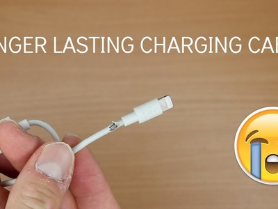 DIY | Make a longer lasting charging cable