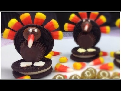DIY Thanksgiving Treats: How to Make Turkey Cookies