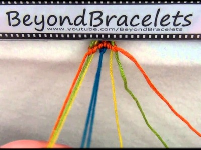 7► Bracelet Making 101 - The Inverse Chevron