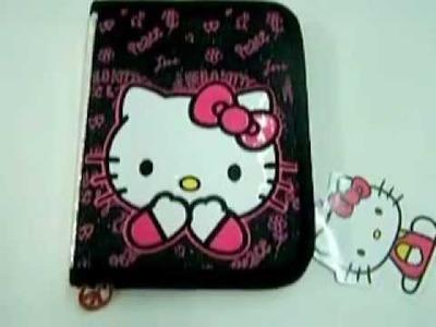 Cartuchera Hello Kitty 1 Piso #2