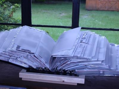 Craft Room Organization Series #2: Stamp, Emb. Folder, Stencil & Die Storage in Scraprack
