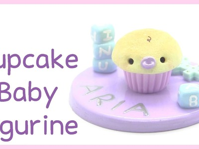 Cupcake Baby Figurine ● Craft Spotlight