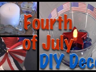 DIY 4th of July Dollar Tree Decor | 6 Easy & Affordable Ideas!