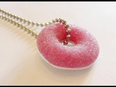 Gummy Ring Tutorial, Gumdrop Tutorial, Miniature Food Tutorial