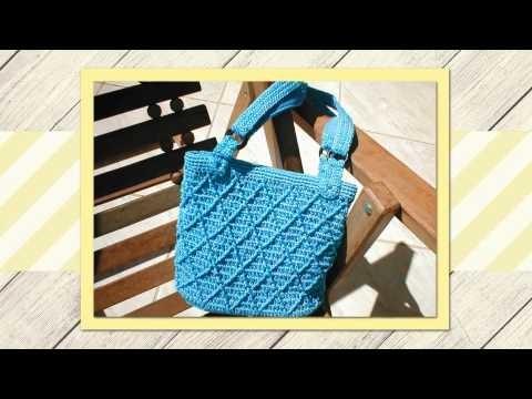 How to crochet waffle stitch blanket