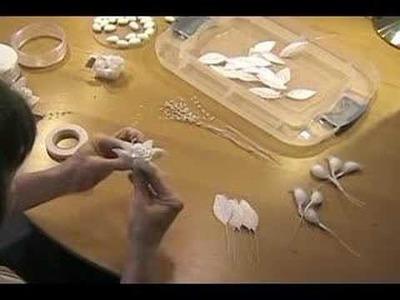 How to make Deluxe Jordan Almond Flower Wedding Favors