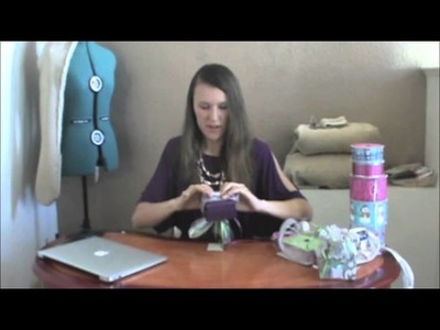 Making a Simple Beautiful Bow for Gifts, Presents & Baskets