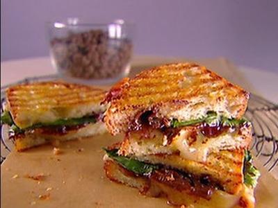 Sandwich con chocolate significado de AMOR
