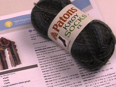 Stitch-Along: Globetrotter Shawl Intro