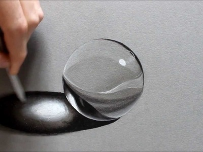 #1 Drawing a realistic Crystal Ball