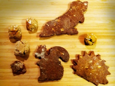 All-Natural Dog Treats Recipe