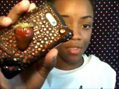 Bling out Cell phone Case