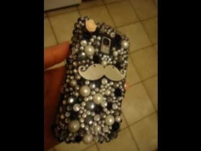DIY Decoden Phone Cover.