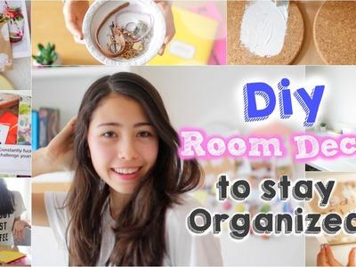 DIY Room Decor and Organization