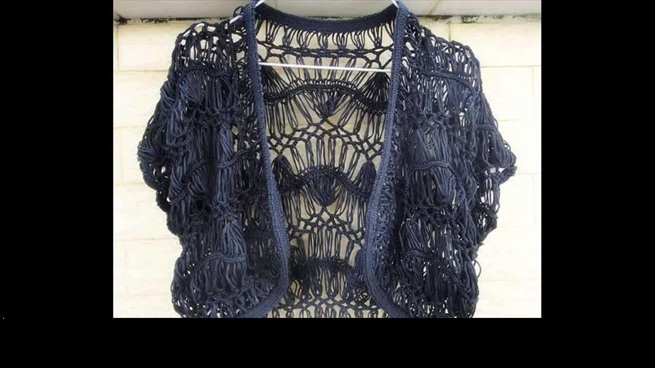 Free crochet crochet shrug patterns