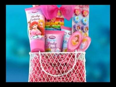 Gifts Ideas for Girls Presents Perfect Disney Princess Toiletries Gift Basket GiftBasket4Kids