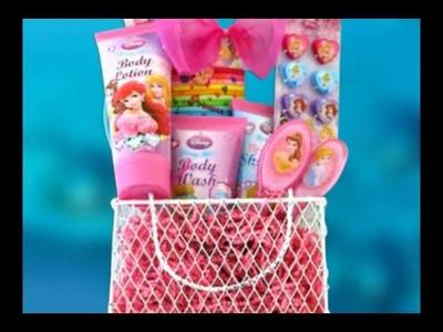 Gifts Ideas for Girls Presents Perfect Disney Princess Toiletries Gift Basket GiftBasket4Kids