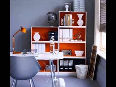 HOME OFFICE *Decoration Ideas*